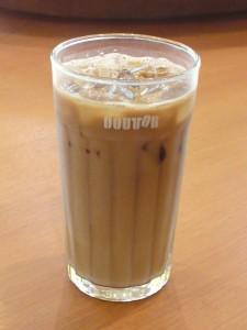 ドトールコーヒー吉祥寺元町通り店のアイスカフェラテS