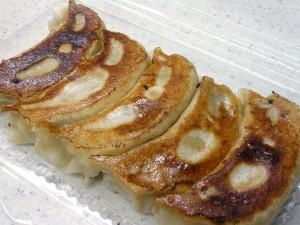 篭蔵(kagozo)の餃子