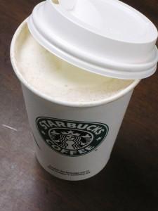 STARBUCKS COFFEE アトレ吉祥寺店のカフェモカ