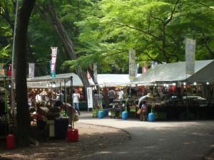 2010東京地酒と酒器うつわ祭りイン井の頭恩賜公園