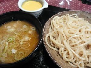 チーズソースつけ麺中盛り@三ツ矢堂製麺吉祥寺店