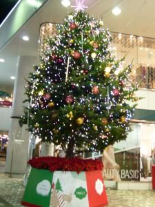 クリスマスツリー@PARCO吉祥寺