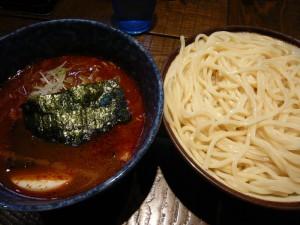 辛味つけ麺(並)@大勝軒吉祥寺