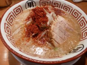 つけ麺@ラーメンバリ男吉祥寺店