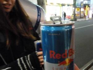 Red Bull ノンシュガー
