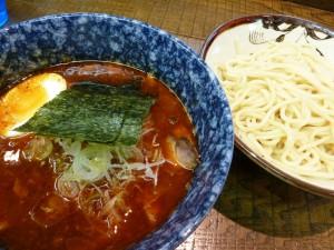 辛味つけ麺(小)@大勝軒吉祥寺