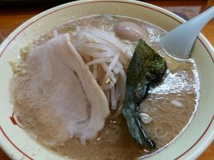ホープ軒の中華そば+ニンニクS+味付け玉子