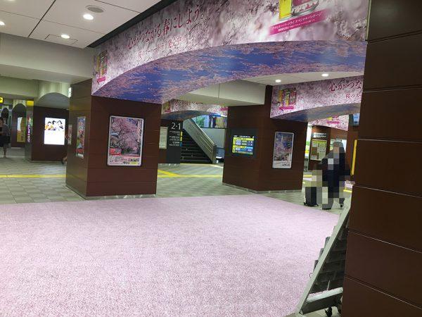 吉祥寺駅コンコース